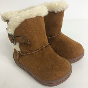 Toddler Fleece Lined Boots 2